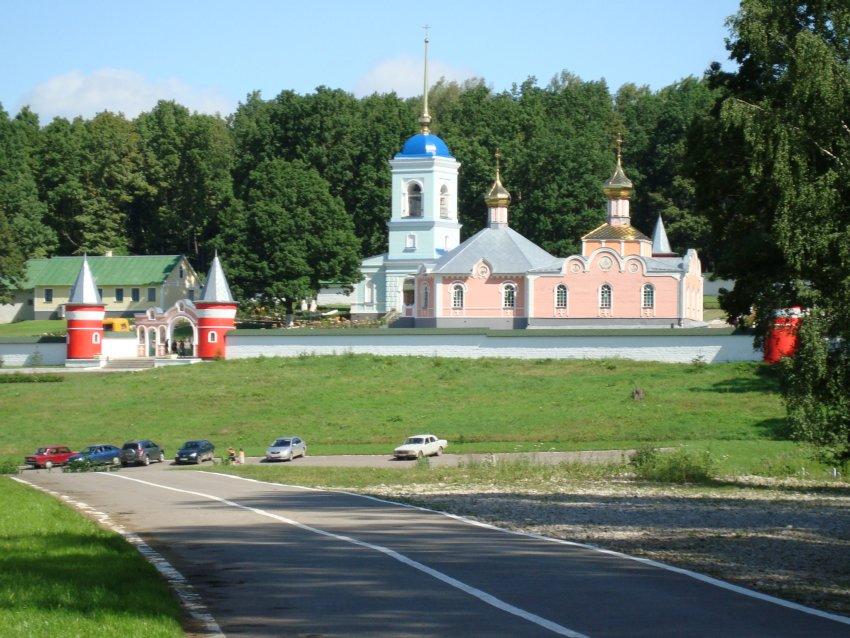 Ибердский Александро-Невский Софрониев монастырь-Ибердский-Кораблинский район-Рязанская область