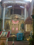 Церковь Воскресения Христова - Воскресенское (Лацковский с/о) - Некоузский район - Ярославская область