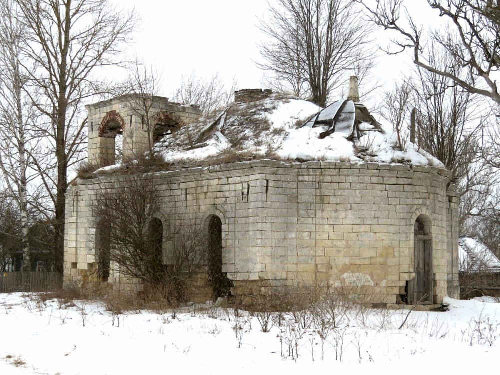 Церковь Казанской иконы Божией Матери, Бороздино