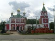 Церковь Александра Невского - Берёзовка - Вачский район - Нижегородская область