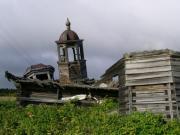 Церковь Георгия Победоносца - Черва - Ленский район - Архангельская область