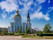 Тихорецк. Ксении Петербургской, церковь