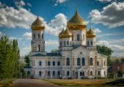 Новодонецкая. Троицы Живоначальной, церковь