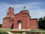 Сергиевское. Сергия Радонежского, церковь