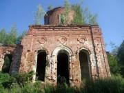 Церковь Михаила Архангела - Берестна - Хвастовичский район - Калужская область