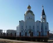 Церковь Ксении Петербургской - Тихорецк - Тихорецкий район - Краснодарский край