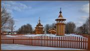 Церковь Иверской иконы Божией Матери - Птицефабрики, посёлок - Мытищинский район, г. Долгопрудный - Московская область