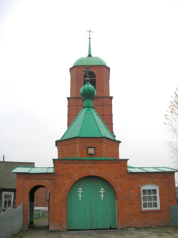 Церковь Николая Чудотворца, Бояновичи