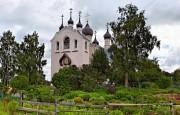 Церковь Троицы Живоначальной - Уницы - Кашинский городской округ - Тверская область