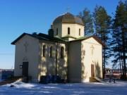 Церковь Николая Чудотворца - Петровское - Приозерский район - Ленинградская область