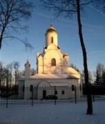 Церковь Казанской иконы Божией Матери - Владимир - г. Владимир - Владимирская область