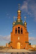 Церковь Спаса Нерукотворного Образа - Краснокаменск - Краснокаменский район - Забайкальский край
