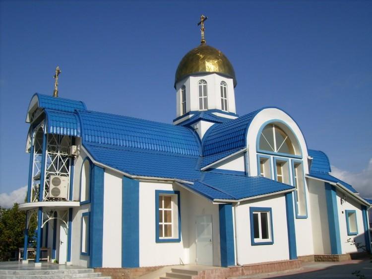 Церковь Новомучеников и исповедников Церкви Русской, Новороссийск