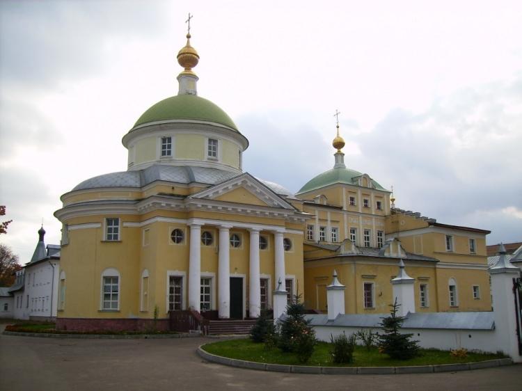 Екатерининский  монастырь. Собор Екатерины-Видное-Ленинский район-Московская область