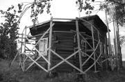 Церковь Георгия Победоносца - Шидрово - Виноградовский район - Архангельская область