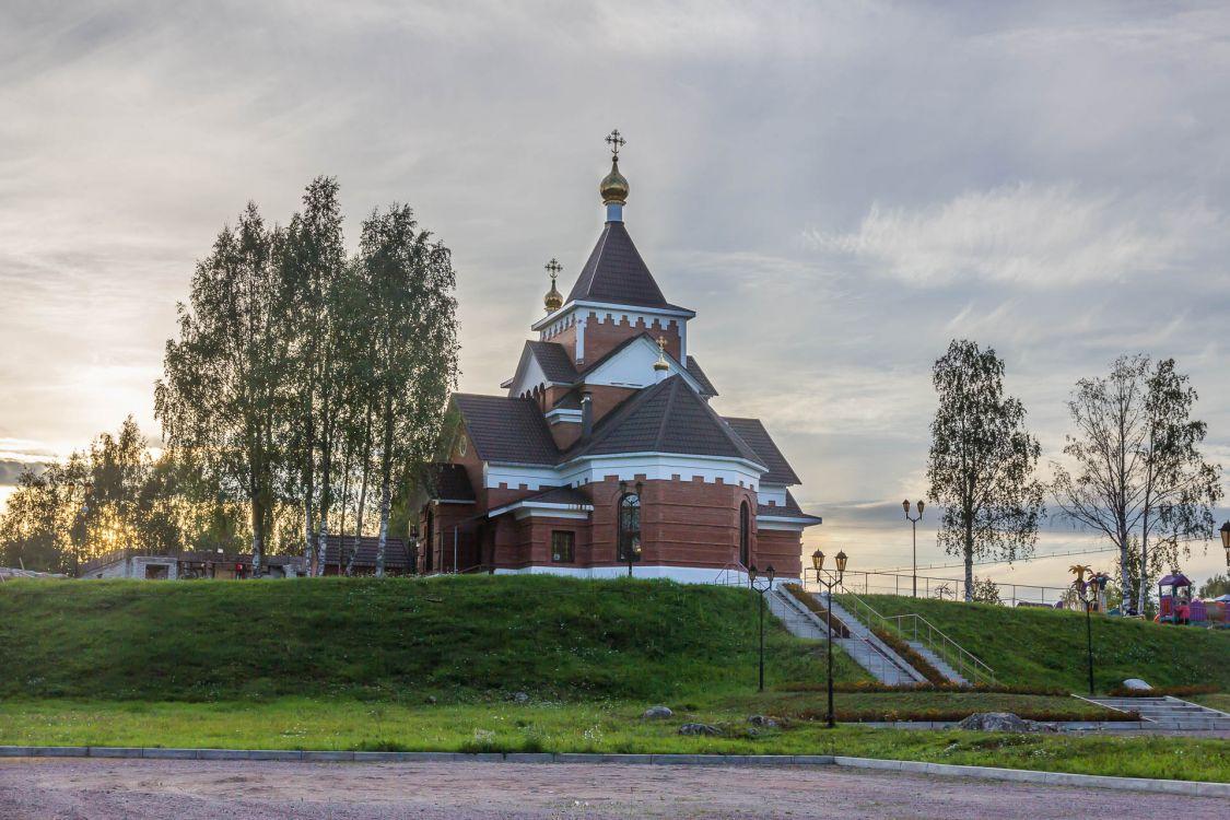 Церковь Рождества Христова, Суоярви