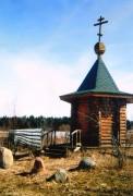 Часовня Александра Свирского - Гребеньки - Истринский район - Московская область