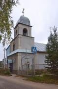 Шексна. Казанской иконы Божией Матери, церковь