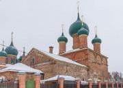 Ярославль. Сретения Владимирской иконы Божией Матери в Коровниках, церковь