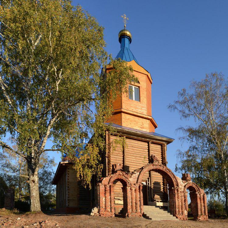 церкви в нижегородской области предметы одежды для