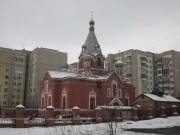 Липецк. Николая Чудотворца, церковь