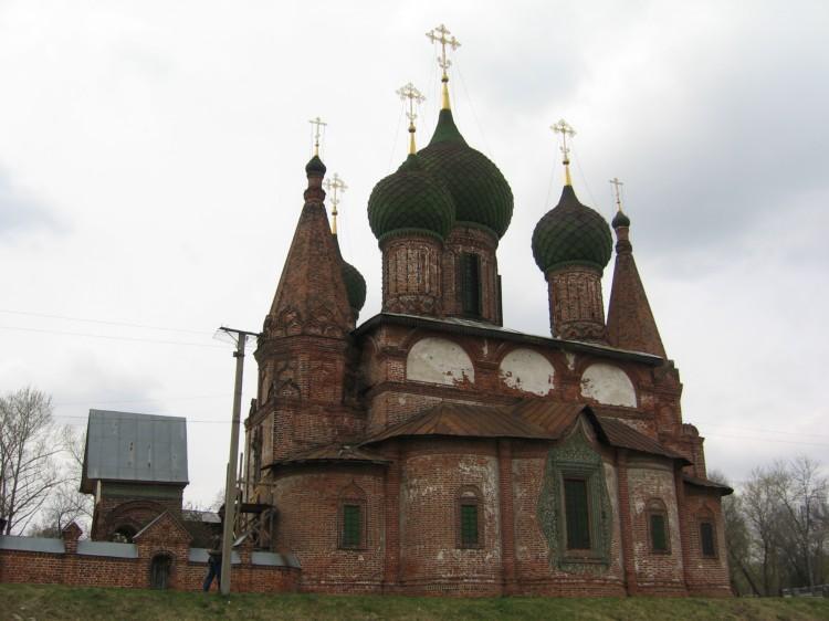 Церковь Иоанна Златоуста в г. Ярославль