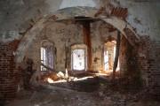 Церковь Спаса Преображения - Пупково, урочище - Городецкий район - Нижегородская область