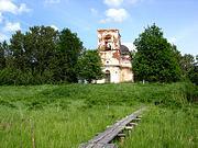 Церковь Воздвижения Креста Господня - Воздвиженье - Белозерский район - Вологодская область