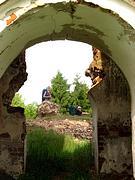 Колокольня церкви Николая Чудотворца - Попово - Кирилловский район - Вологодская область