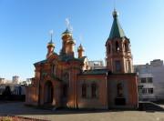 Церковь Иннокентия, епископа Иркутского - Хабаровск - г. Хабаровск - Хабаровский край
