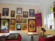 Учебное. Троице-Параскевиевский Топловский монастырь. Часовня Георгия Победоносца