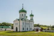 Троекурово. Троекуровский Дмитриевский Иларионовский женский монастырь. Церковь Илии Пророка