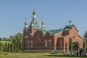 Троекурово. Троекуровский Дмитриевский Иларионовский женский монастырь. Церковь Михаила Архангела