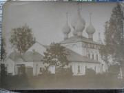 Церковь Воскресения Христова - Бурмакино, село - Некрасовский район - Ярославская область