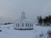 Тервеничи. Покрово-Тервенический женский монастырь. Неизвестная часовня