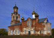 Церковь Иоанна Предтечи - Крестовское - Шадринский район - Курганская область