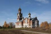 Церковь Усекновения главы Иоанна Предтечи - Крестовское - Шадринский район и г. Шадринск - Курганская область