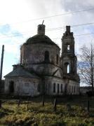 Церковь Богоявления Господня - Дор - Буйский район - Костромская область