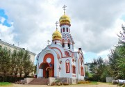 Церковь Луки (Войно-Ясенецкого) при Государственной медицинской академии - Чита - Читинский район, г. Чита - Забайкальский край