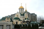 Воронеж. Андрея Первозванного, церковь