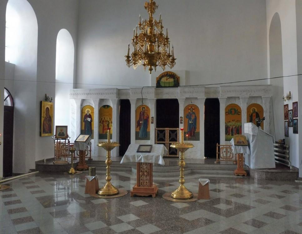 Церковь Вознесения Господня, Большебрусянское