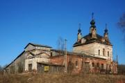 Церковь Спаса Нерукотворного Образа - Константиново - Бежецкий район - Тверская область