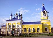Церковь Вознесения Господня - Большебрусянское - Белоярский район (Белоярский ГО и ГО Верхнее Дуброво) - Свердловская область