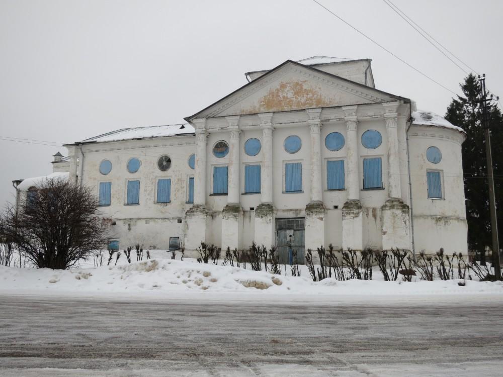 Церковь Воздвижения Креста Господня (Бориса и Глеба), Солигалич
