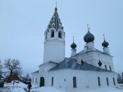 Церковь Михаила Архангела - Михайловское - Галичский район - Костромская область