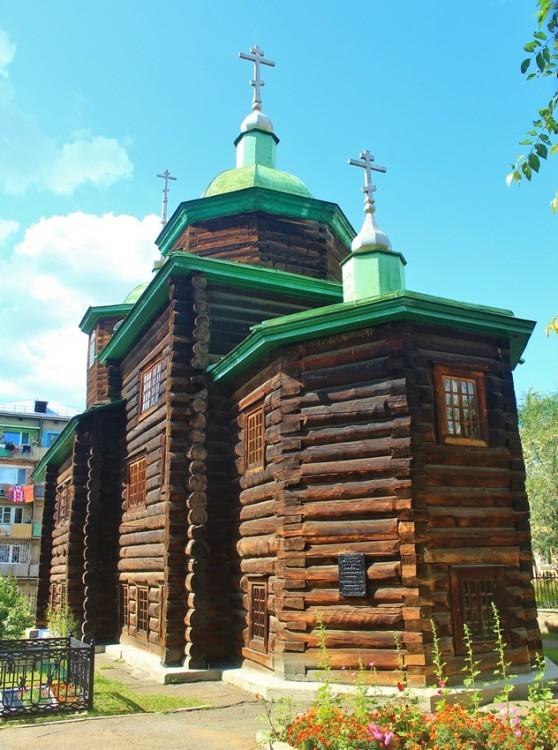Церковь Михаила Архангела, Чита