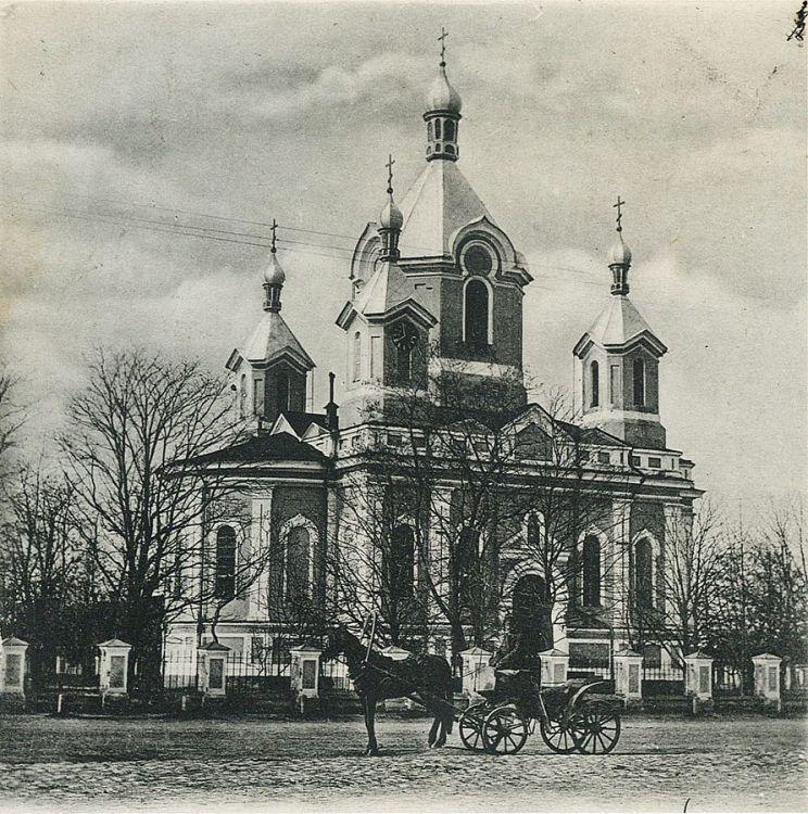 Кафедральный собор Симеона Столпника, Брест