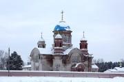 Верхняя Теча. Введенский женский монастырь. Церковь Троицы Живоначальной