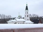 Введенский женский монастырь. Церковь Серафима Саровского - Верхняя Теча - Катайский район - Курганская область