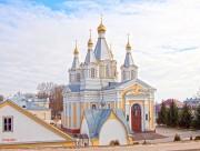 Кафедральный собор Александра Невского - Кобрин - Кобринский район - Беларусь, Брестская область